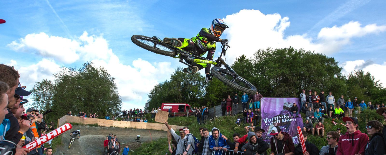Manuel Gruber - Whip Offs iXS Dirt Masters 2014