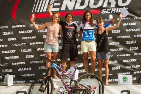 Awards Ceremony Elite Women - SSES Samerberg 2015