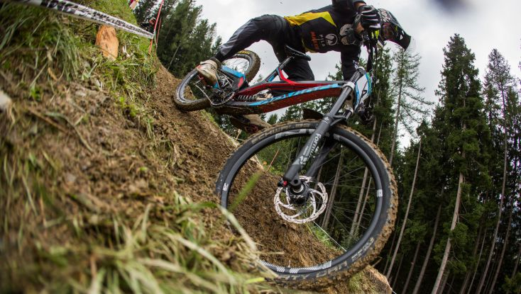 Loris Revelli was everyone's favourite for today's win but could not put it togehter as he ended up 5th..jpg